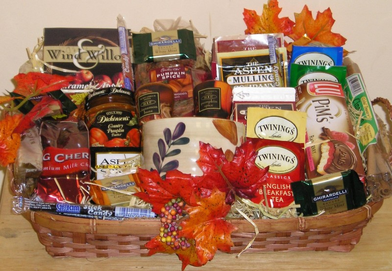 Fall/Halloween - Gifts, Gift Baskets, Candy Bouquets