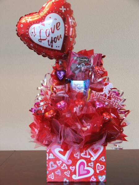 Candy Bouquets Gifts Gift Baskets Candy Bouquets